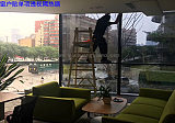 廣州家用窗戶單項透視隔熱膜
