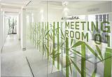 廣州辦公室玻璃磨砂貼膜定制