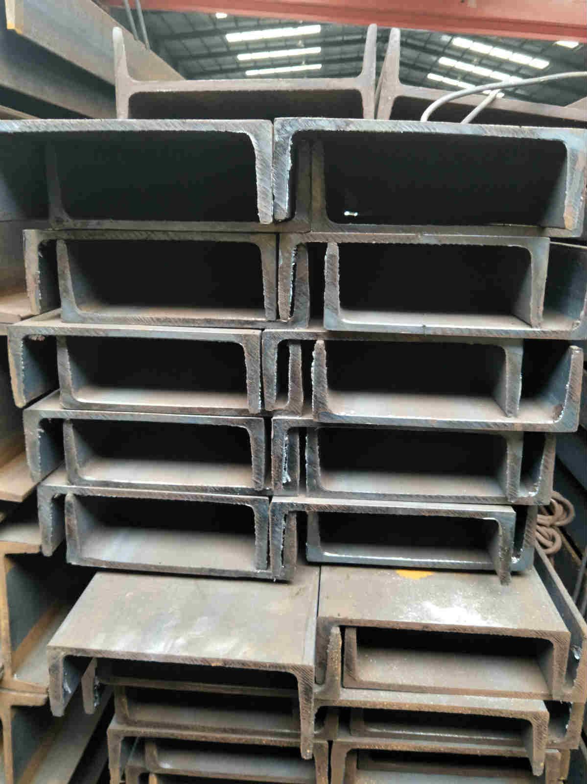 梅州英標槽鋼廠家直發 CH254*89*36進口英標槽鋼低價資源