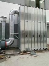 萊蕪廠家供應工業中央除塵設備 焊接車間粉塵淨化環保設備批發;