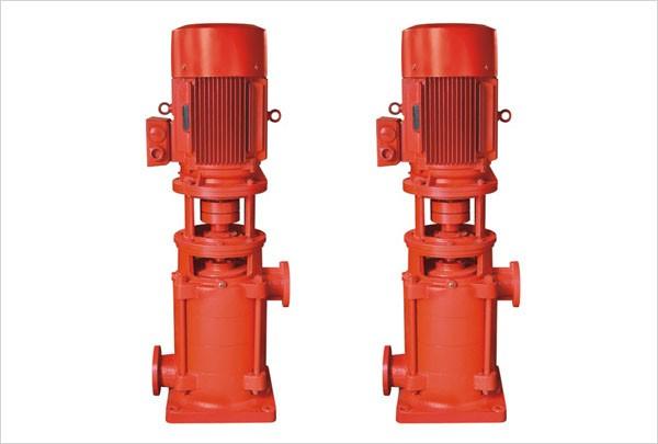 大量供应 XBD-DL立式多级消防泵 XBD6.0/30G-L