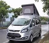 家之旅福特全顺自行式房车蓝牌C本4-6人舒适可靠;