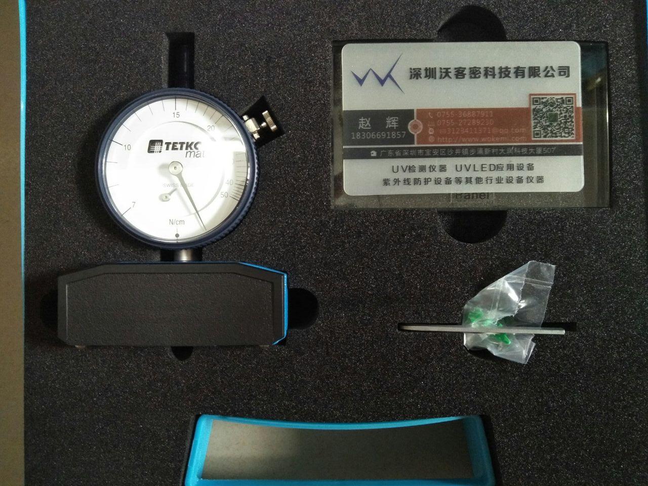 瑞士印刷网版TETKO公司出品7-50N钢网张力计总代理