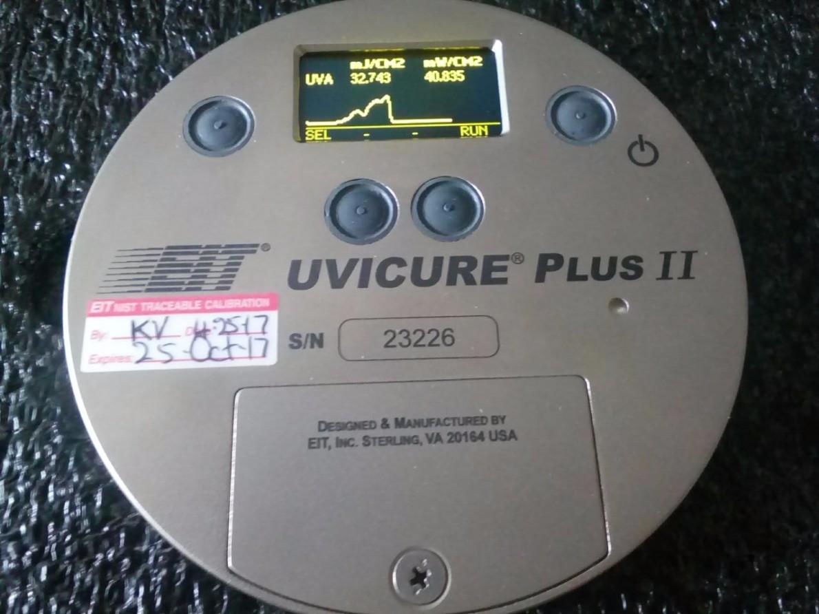 原厂UVICURE PLUS II美国EIT能量计(CE)总代理