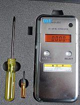 ORC UV -351能量计的维修校准(更换显示屏CPU);