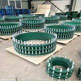 橡胶伸缩器,橡胶补偿器,大规格伸缩接头定制加工;