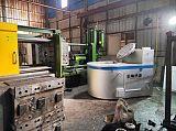 佛山精灿坩埚炉天然气熔铝炉机边炉厂家直销高效节能;