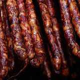富硒自制土家臘肉,火腿,香腸