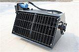 装载机混凝土搅拌斗 小型混凝土搅拌器 自走式可移动搅拌机