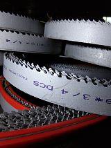 浙江带锯床机用带锯条m42双金属锯带;