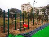 广西南宁室外健身器材厂家 南宁小区公园健身器材路径 厂家批发;