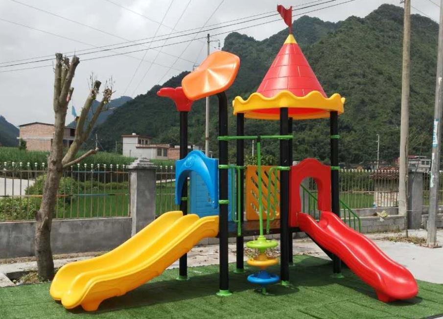 南宁幼儿园滑梯游乐设备 儿童室外组合滑梯 玩具厂
