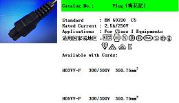 IEC连接器