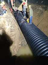湖北鄂州大口径克拉管缠绕增强管厂家直供;