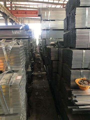 南京鍍鋅方管公司那家比較大