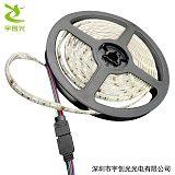 宇创光 工艺品灯光装饰LED SMD 5050 RGB全彩灯带;