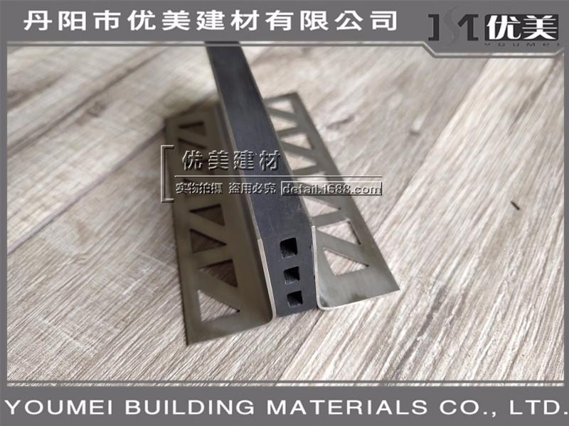 佛山出口铝合金分隔缝瓷砖分割条