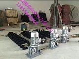 化肥厂输送带线清扫器 清扫器毛刷;
