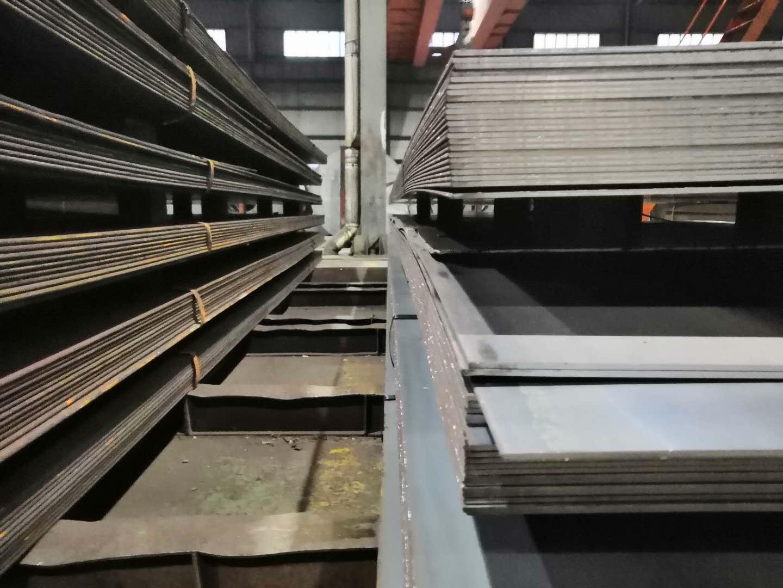 上海耐候钢以及低合金钢材产品齐全出售