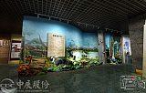 广安博物馆设计施工|四川博物展览馆设计施工;