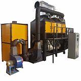 活性炭吸附脱附催化燃烧废气处理设备漆雾喷涂橡塑废气烟尘处理;