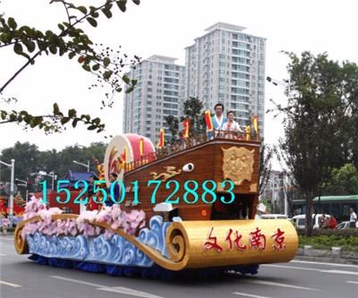 优质的电动巡游花车—就找南京巡游花车制作公司(多种创意)