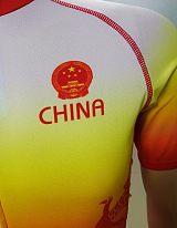 廣東深圳森菲雅夏季男女短袖騎行服單車服 排汗透氣麵料自行車服訂做;
