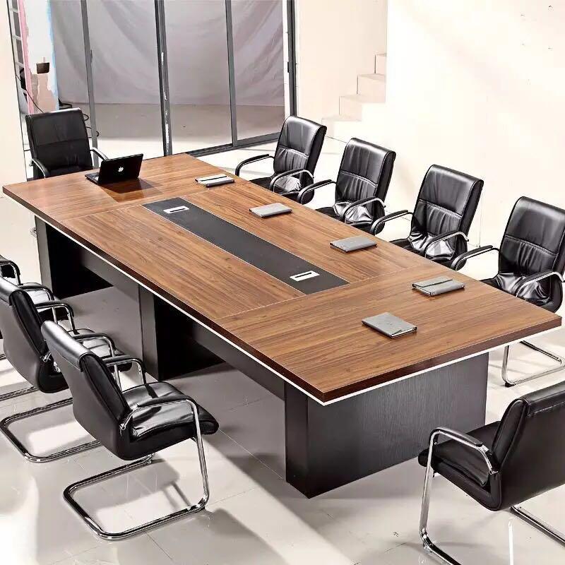 深圳办公家具 屏风单双人办公桌卡位 职员办公桌四人位桌椅组合