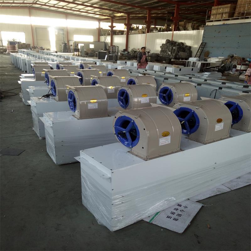 RM-2512L(W)-S-50離心式熱空氣幕生產廠家