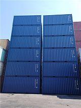 天津全新集装箱 全新货柜 6米 12米 量大价优;