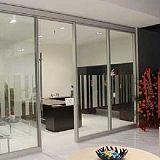 無錫 鋼化玻璃隔斷 單層雙層鋼化玻璃墻隔斷隔墻;