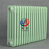 钢管柱型散热器钢四柱QFGZ406(图片、价格、定制、厂家)_裕华采暖