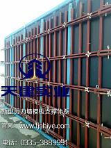 昌黎天建新型剪力墙模板支撑表面处理工艺环保