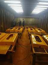 常州油膜净化机喷漆房 催化燃烧 废气处理 除尘设备;