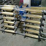 专业生产维修板式气胀轴 键条式气胀轴 膨胀轴 充气轴 气胀辊
