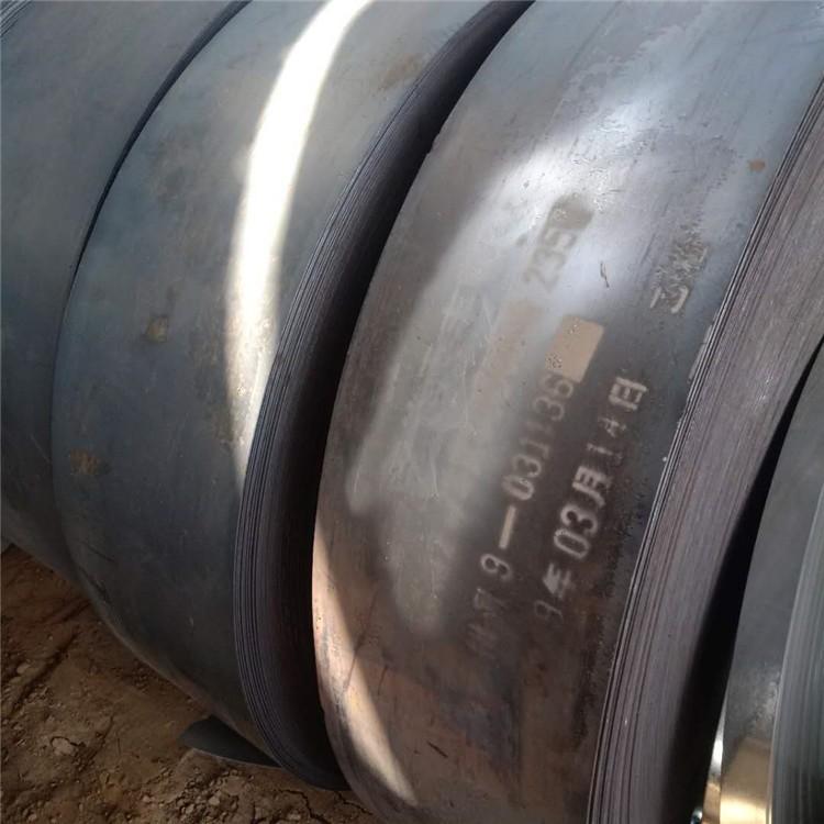 现货销售 热轧钢板 中厚板 Q235b花纹板 开平切割折弯加工