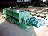 双轴粉尘加湿机搅拌均匀无尘输送节能高效;