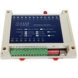 工业级都可以无线开关量 PLC IO控制模块DW-j31-0808;