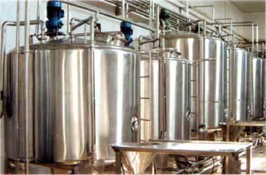 武汉金榜固体饮料生产线设备