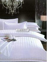 酒店床上用品酒店布草;