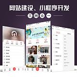 營銷推廣全能型網站設計制作seo優化