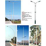 HGDLD-001 10米12米双杆平衡双臂双联杆双头150W路灯