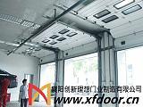 現代化廠房工業提升轉折門