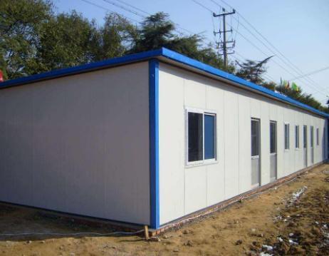 供青海彩板活动房和西宁彩板房定做