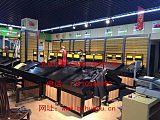 北京水果蔬菜货架干果杂粮柜 超市货架 库房货架 不锈钢水果货架;