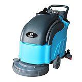 大型商场地面清洁专用手推式洗地机;