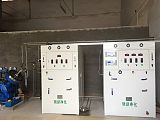 氣體行業分裝、充瓶配套用高純氬氣淨化純化裝置;