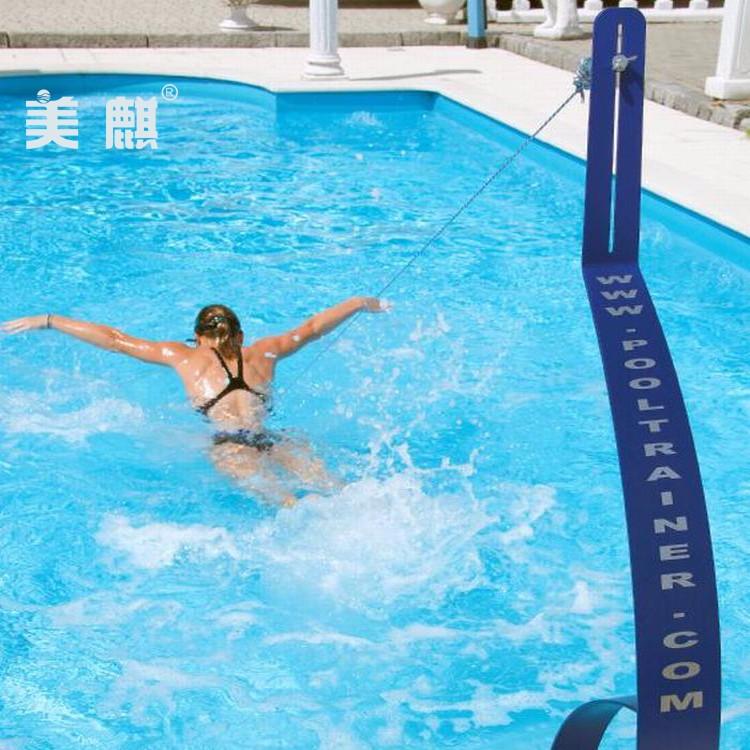 成都美麒科技无边际游泳训练器带你体验大海冲浪的感觉