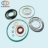 氟橡胶O型密封圈,耐腐蚀橡胶密封件,18年广东橡胶圈厂家;