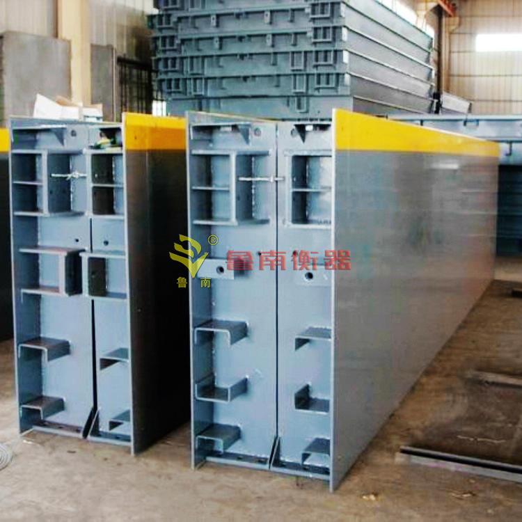 安徽150吨汽车衡厂家定制 鲁南衡器